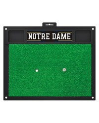 Notre Dame Golf Hitting Mat 20 x 17 by