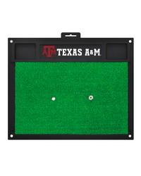 Texas AM Golf Hitting Mat 20 x 17 by