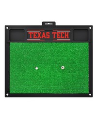 Texas Tech Golf Hitting Mat 20 x 17 by