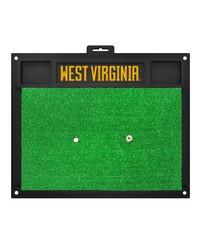 West Virginia Golf Hitting Mat 20 x 17 by