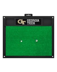 Georgia Tech Golf Hitting Mat 20 x 17 by