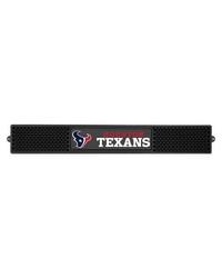 NFL Houston Texans Drink Mat 3.25x24 by