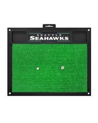 NFL Seattle Seahawks Golf Hitting Mat 20 x 17 by