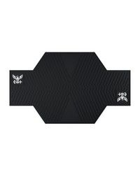 Navy Motorcycle Mat 82.5 L x 42 W by