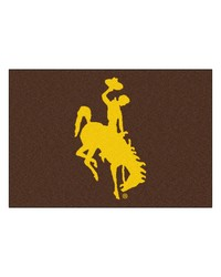 University of Wyoming Starter Rug by