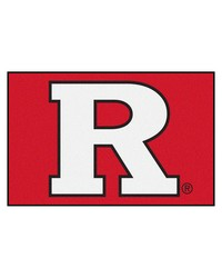 Rutgers Scarlet Knights Starter Rug by