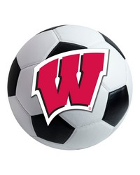 Wisconsin Soccer Ball  by