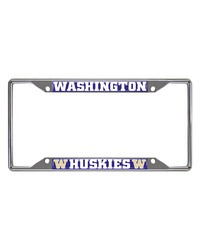 Washington License Plate Frame 6.25x12.25 by