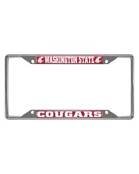 Washington State License Plate Frame 6.25x12.25 by