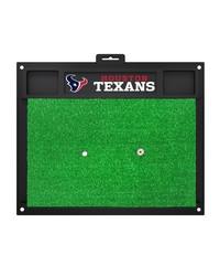 NFL Houston Texans Golf Hitting Mat 20 x 17 by
