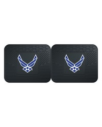 Air Force Backseat Utility Mat 2 Pack 14x17 by