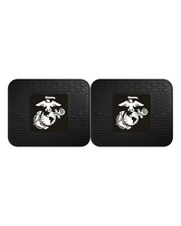 Marines Backseat Utility Mat 2 Pack 14x17 by