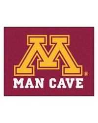 Minnesota Man Cave AllStar Mat 34x45 by