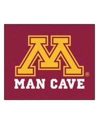 Minnesota Man Cave Tailgater Rug 60x72 by