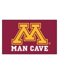 Minnesota Man Cave UltiMat Rug 60x96 by