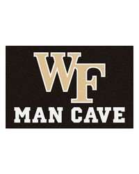 Wake Forest Man Cave Starter Rug 19x30 by
