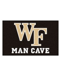 Wake Forest Man Cave UltiMat Rug 60x96 by