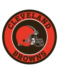 NFL Cleveland Browns Roundel Mat by