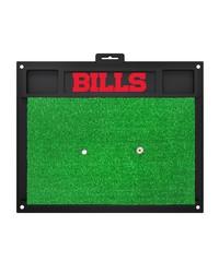 NFL Buffalo Bills Golf Hitting Mat 20 x 17 by