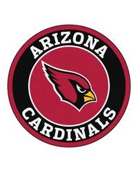 NFL Arizona Cardinals Roundel Mat by