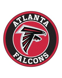 NFL Atlanta Falcons Roundel Mat by