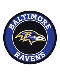 NFL Baltimore Ravens Roundel Mat by