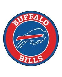 NFL Buffalo Bills Roundel Mat by