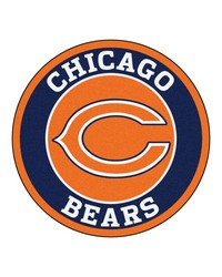 NFL Chicago Bears Roundel Mat by