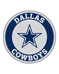 NFL Dallas Cowboys Roundel Mat by