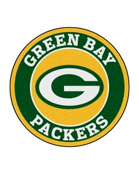 NFL Green Bay Packers Roundel Mat by
