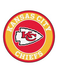 NFL Kansas City Chiefs Roundel Mat by