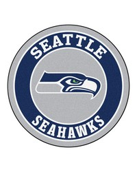 NFL Seattle Seahawks Roundel Mat by