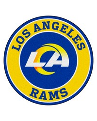 NFL St. Louis Rams Roundel Mat by