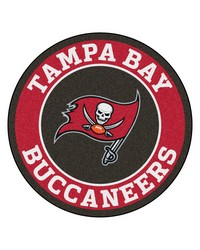 NFL Tampa Bay Buccaneers Roundel Mat by