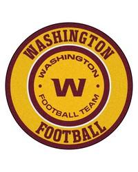 NFL Washington Redskins Roundel Mat by