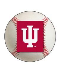 Indiana Baseball Mat 26 diameter  by