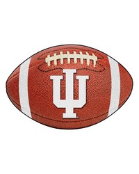 Indiana Football Rug 22x35 by