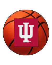 Indiana Basketball Mat 26 diameter  by