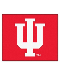 Indiana Tailgater Rug 60x72 by