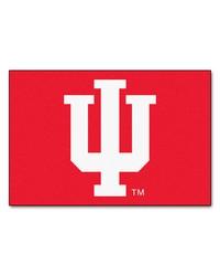 Indiana Hoosiers Starter Rug by