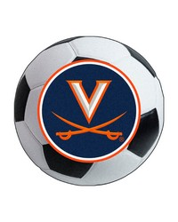 Virginia Soccer Ball  by