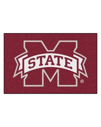 Mississippi State Bulldogs Starter Rug by