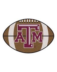 Texas AM Aggies Football Rug by