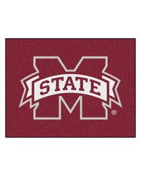 Mississippi State Bulldogs All Star Rug by