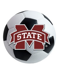 Mississippi State Soccer Ball  by