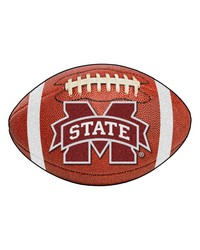 Mississippi State Bulldogs Football Rug by