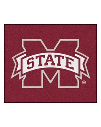 Mississippi State Tailgater Rug 60x72 by
