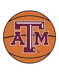 Texas AM Aggies Basketball Rug by