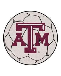Texas AM Soccer Ball  by