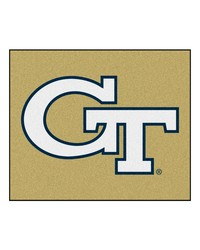 Georgia Tech Tailgater Rug 60x72 by